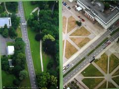 documenta 12 | Lotty Rosenfeld / Una milla de cruces sobre el pavimento | 1979/2007 | Fridericianum 2. floor