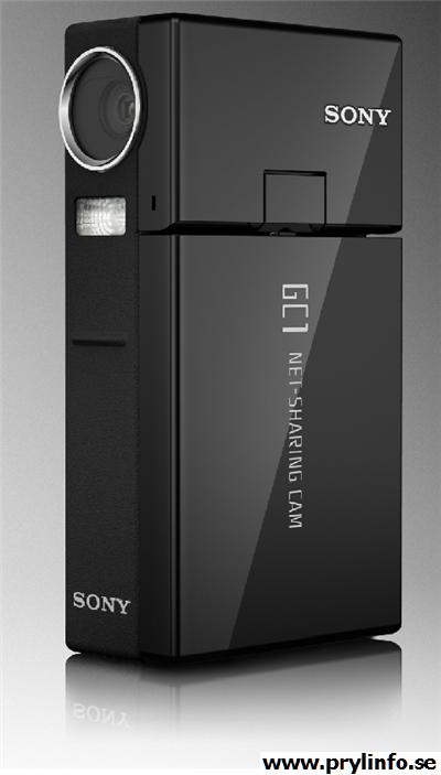 Sony NSC-GC1 kamera prylar gadgets videokamera