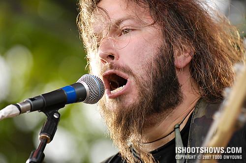 Mastodon @ Pitchfork 2007
