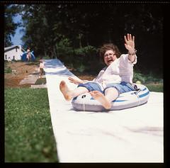 Slip-N-Slide!
