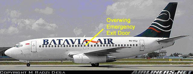 Batavia Air Boeing 737