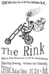 Rocktober October RInk