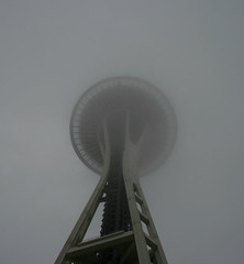 space needle aamulla 2