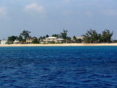 Grand Cayman Islands, B.W.I. - 7 Mile Beach