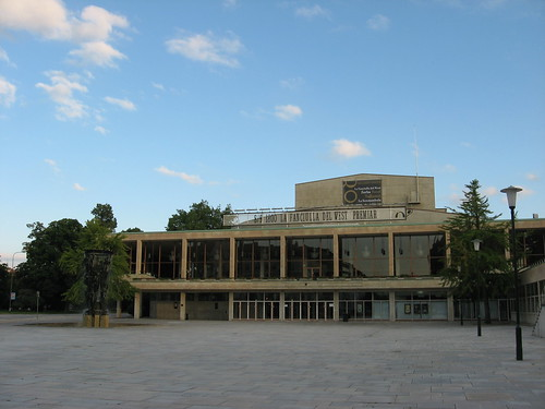 Malmö Opera & Musikteater by elsamu, on Flickr