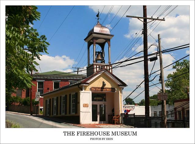 Ellicott City Firehouse Museum