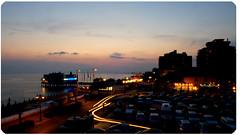 Finally, Follonica (Marcello Iaconetti Photography) Tags: sunset sea hotel tramonto mare torre piazza piccolo ristorante giostra gettyimages notturno conchiglia mondo fari macchine azzurra bagni follonica scie