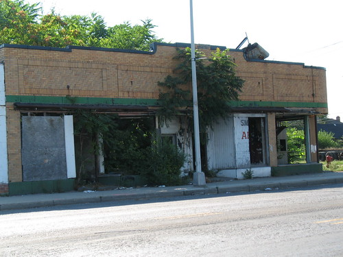 Former Hamilton Avenue Businesses