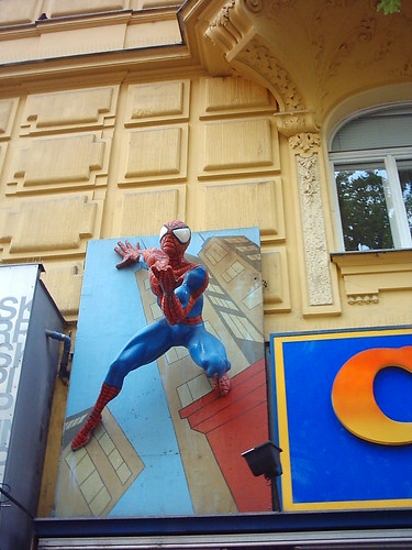 Spiderman Viena