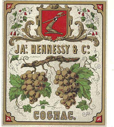 Etiquette de 1855