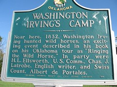Washington Irving Camp