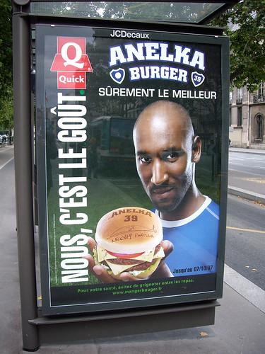 Anelka Burger