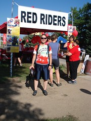 Red Riders Tent