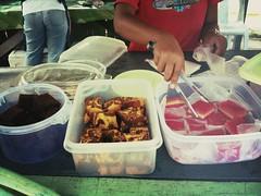 Snack shack, Pulau Tioman