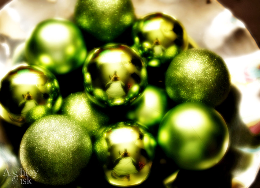 Christmas Ornaments blog