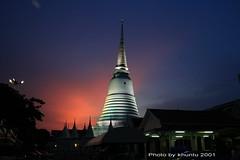 Wat Pra Yu Ra Wong Sa Was