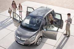 Opel Meriva Familientest