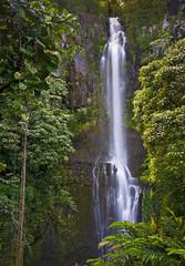 My First Waterfall Wednesday! (Jared Ropelato) Tags: ocean portrait sky beach water senior canon island hawaii sand pacific flash maui palm hawaiian 2010 lseries jaredropelato ropelatophotography