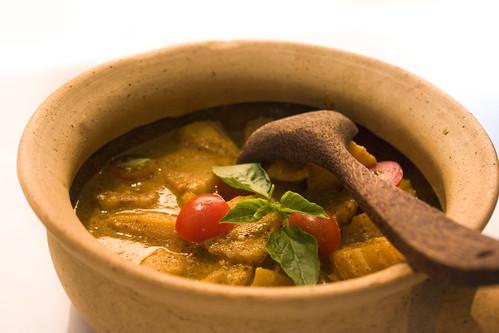 Cambodian Curry Secrets at Chamkar