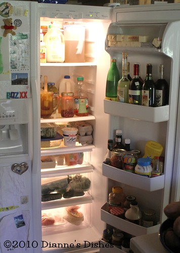 Take A Look In My Fridge!