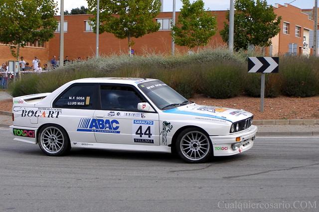 Rally 2000 Viratges (2010) BMW M3