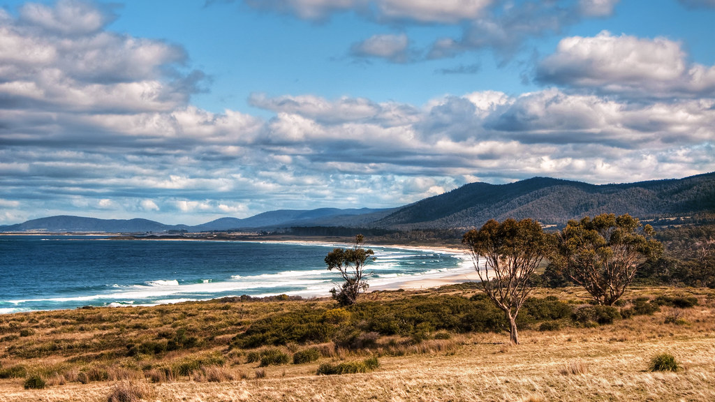 A Long Drive Down The East Coast of Tasmania
