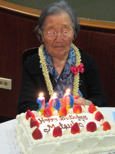 100 years cake