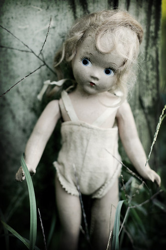 The lonely doll / Ragazza*