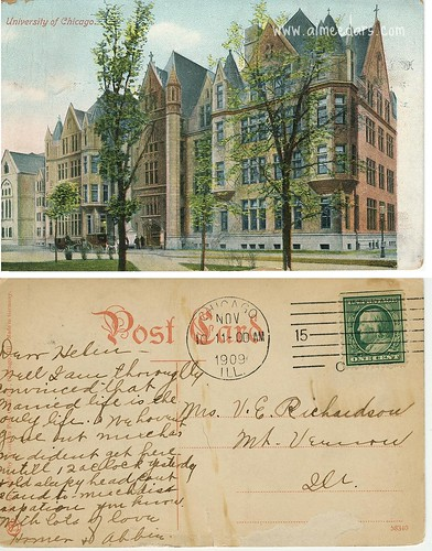 Cobb Hall - 1909