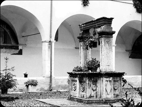 Pozzo Convento Francescano - Tagliacozzo