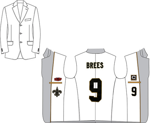 Brees Jersey