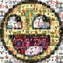 :awesome: (Diego U) Tags: mosaic avatars messenger msn somethingawful awesomegif