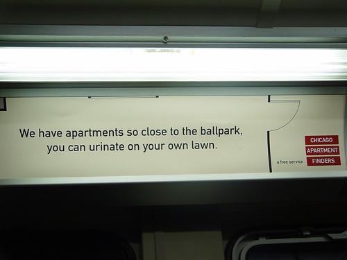 Ads of the CTA