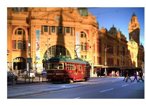 Tram,Melbourne,Australia