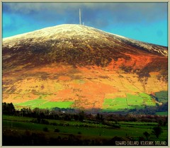 MOUNT LEINSTER. (Edward Dullard Photography. Kilkenny, Ireland.) Tags: kilkenny ireland irish mountain green nature landscape scenery sheep erin photographic eire fields wexford hibernia emeraldisle gaelic irlanda irlande ierland carlow eireann dullard britainandireland ukandireland aplusphoto edwarddullard cillcainnaig societyedward