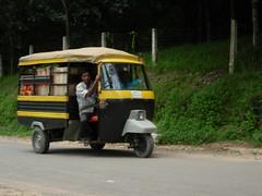 Tempo (Nubsy) Tags: transportation bangladesh srimongal