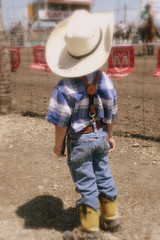 IMG_2121 (j.bloss) Tags: rodeo cowboyhat littlecowboy flinthillsrodeo