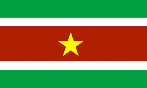 surinaamse vlag