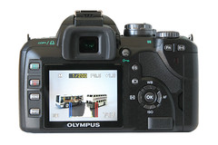 Olympus E-510 - Live View
