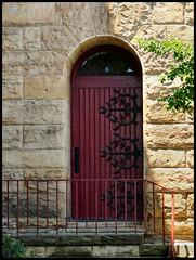 Little Red Door - by cindy47452