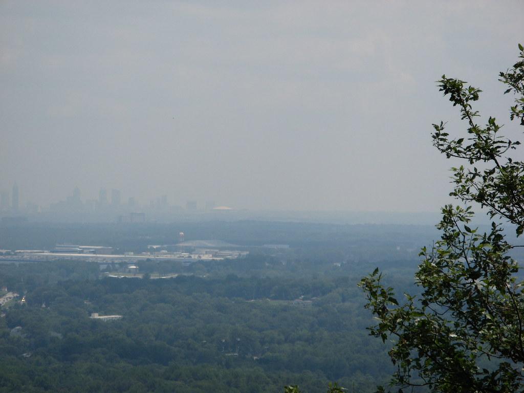 Hazy Atlanta