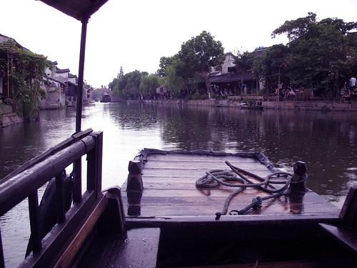 XiTang Boat Ride