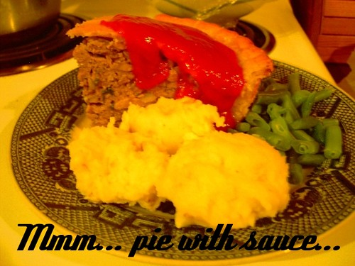 English Style Beef and Mushroom Pie Recipe – and How to Make Hot