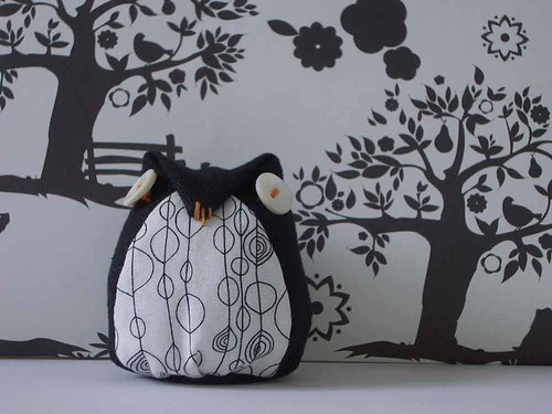 Black & White Owl
