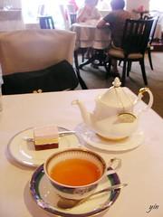 灑綠茶館-茶點