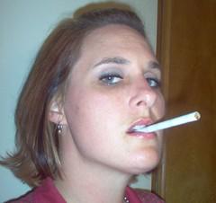 Bbw smoking 120