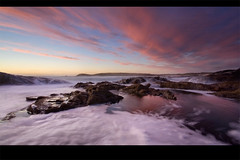 Constantine and Trevose head (jasontheaker) Tags: sunset sea summer exposure rocky atlantic constantine treyarnon trevose landscapephotography jasontheaker