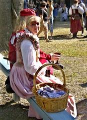 hpim5162 (Morningstar1369) Tags: pink man male lady couple blondes mauve marylandrenaissancefestival rred