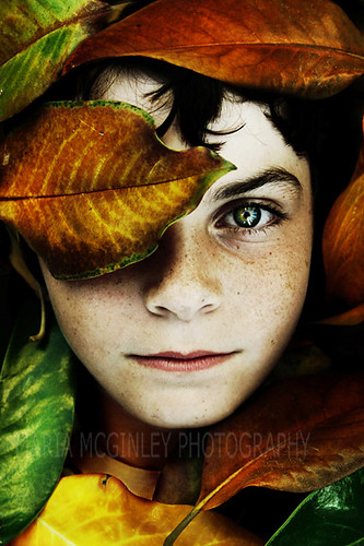 Autumn's Child by Maria McGinley