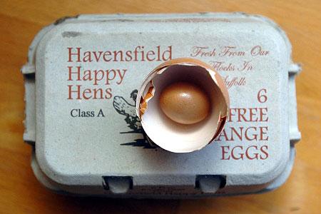 Egg in Egg